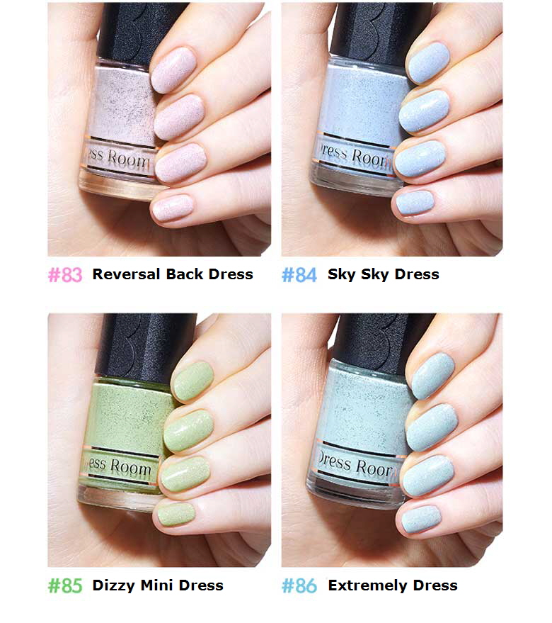 Beauty Box Korea - ETUDE HOUSE Play Nail [Dress Room] 8g | Best ...